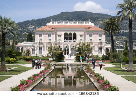 Ephrussi De Rothschild Stock Photos, Royalty.