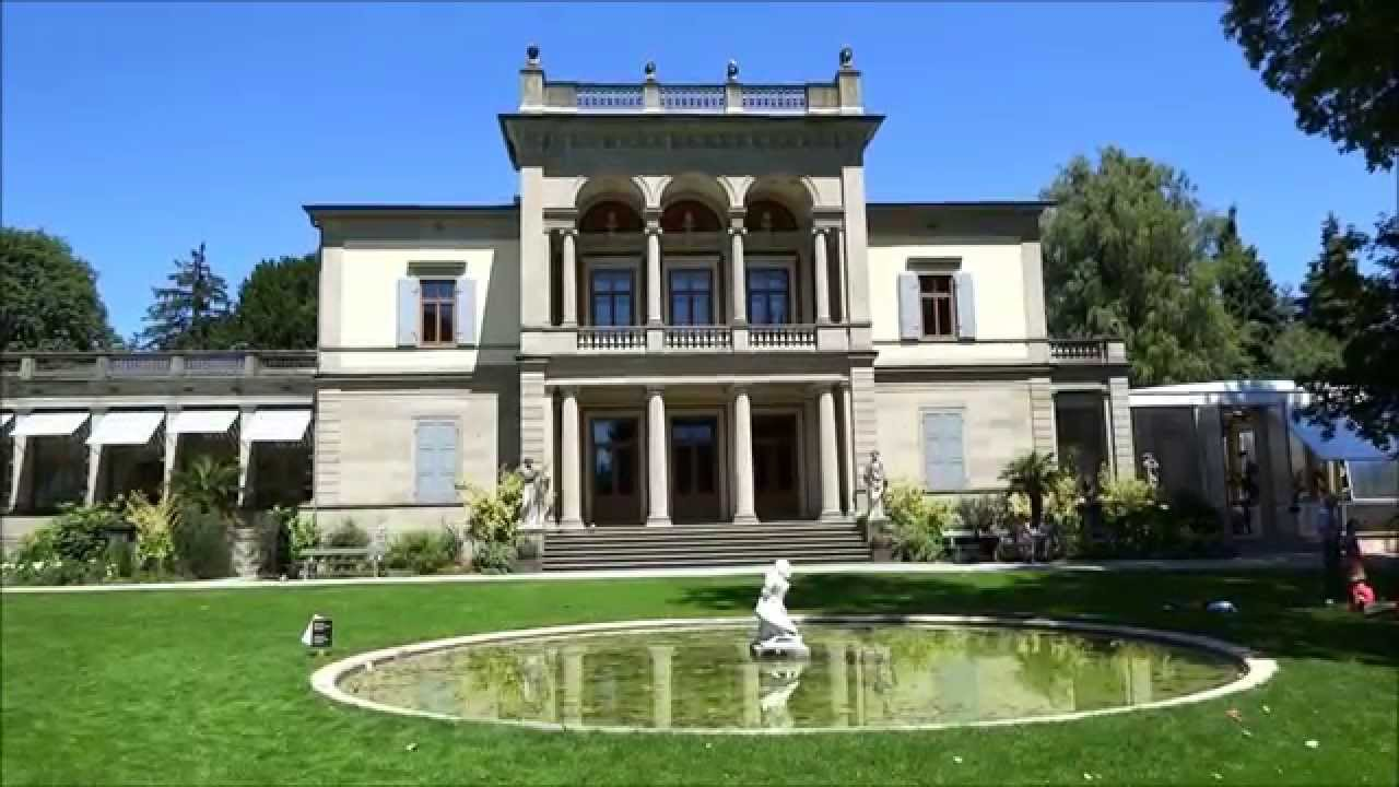 Wagner in Switzerland: Zurich's Villa Wesendonck.