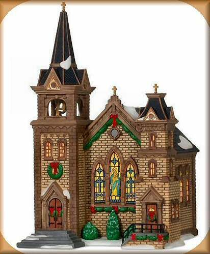 St. Mary's Church NEW Department Dept. 56 Christmas In The City.