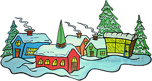 Free Christmas Village Cliparts, Download Free Clip Art.