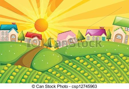 Village Stock Illustrations. 25,295 Village clip art images and.
