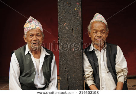 Village Elder Stock Photos, Royalty.