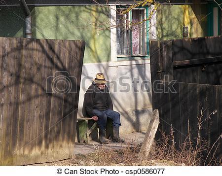 Picture of Village Elder.