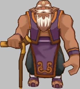 Darkdale Village Elder.