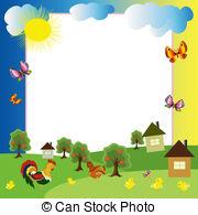 Village green Stock Illustrations. 5,337 Village green clip art.