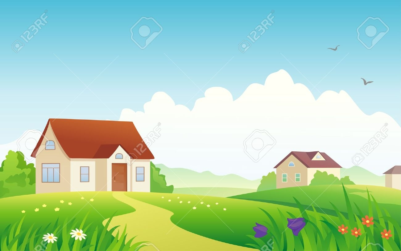 Village house clipart 4 » Clipart Station.