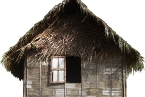 Village hut png 2 » PNG Image.