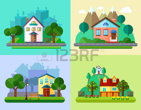 26,040 Village House Stock Illustrations, Cliparts And Royalty.