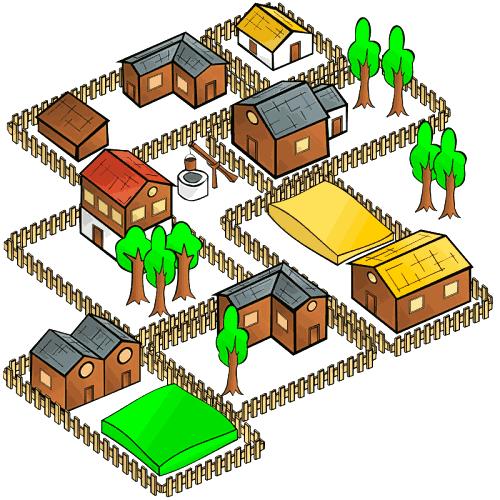 Village.