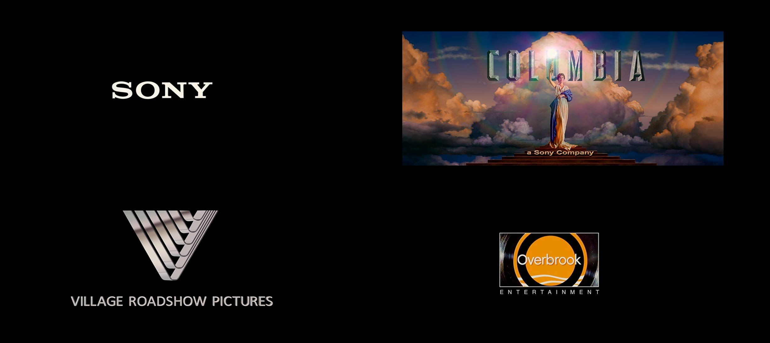 Sony/Columbia Pictures/Village Roadshow Pictures/Overbrook.