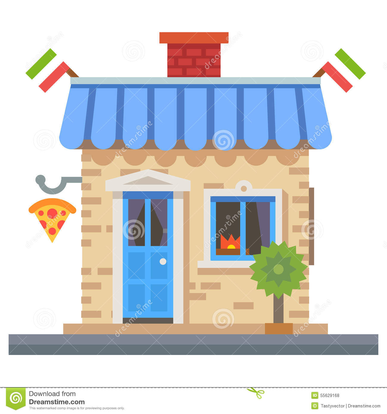 Showing post & media for Cartoon village shop.