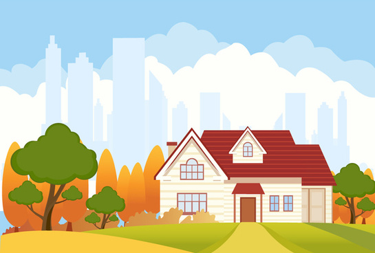 Village free vector download (87 Free vector) for commercial.