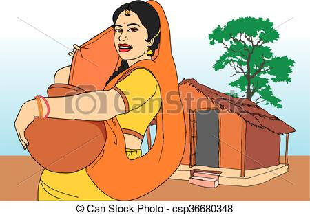 Indian village Clip Art and Stock Illustrations. 910 Indian.