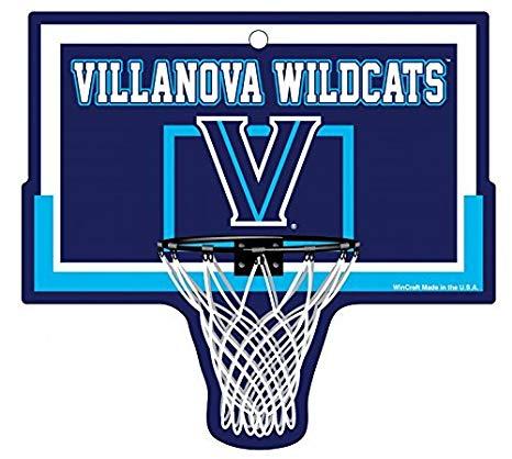 Amazon.com : Villanova Wildcats Basketball Hoop Sign NCAA.