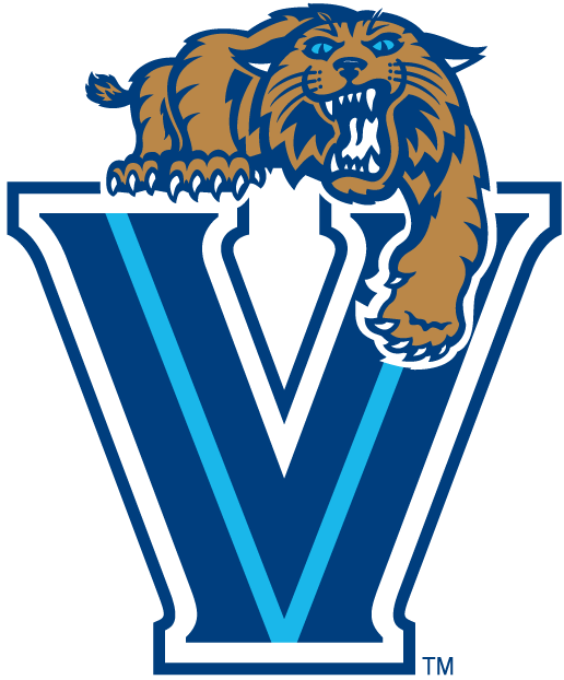 Villanova Wildcats Alternate Logo.