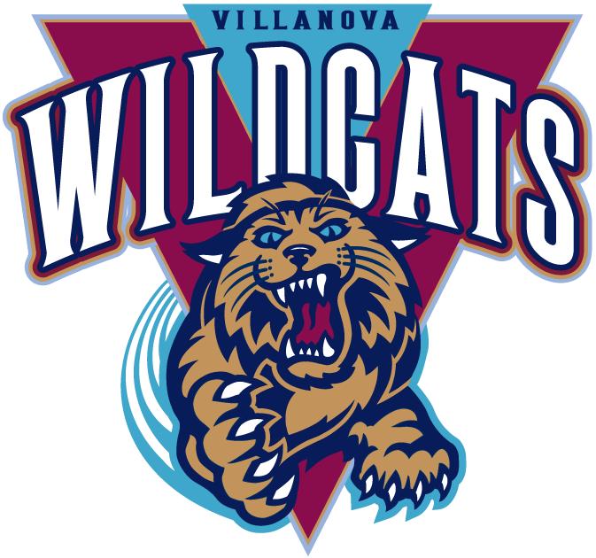 Villanova Wildcats Primary Logo.