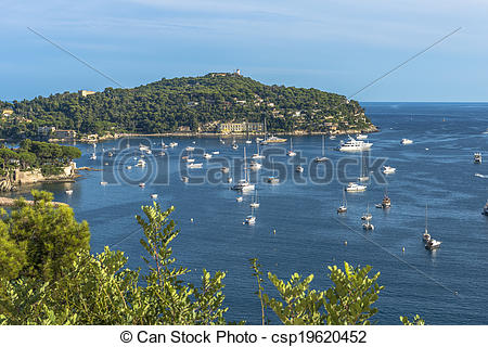 Stock Images of Villefranche.