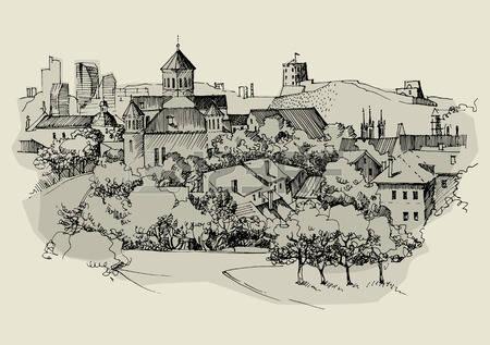 635 Vilnius Stock Vector Illustration And Royalty Free Vilnius Clipart.