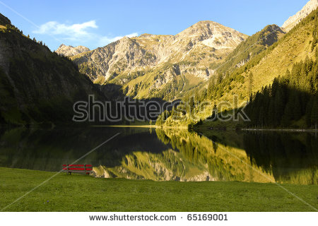 Vilsalpsee Stock Photos, Images, & Pictures.