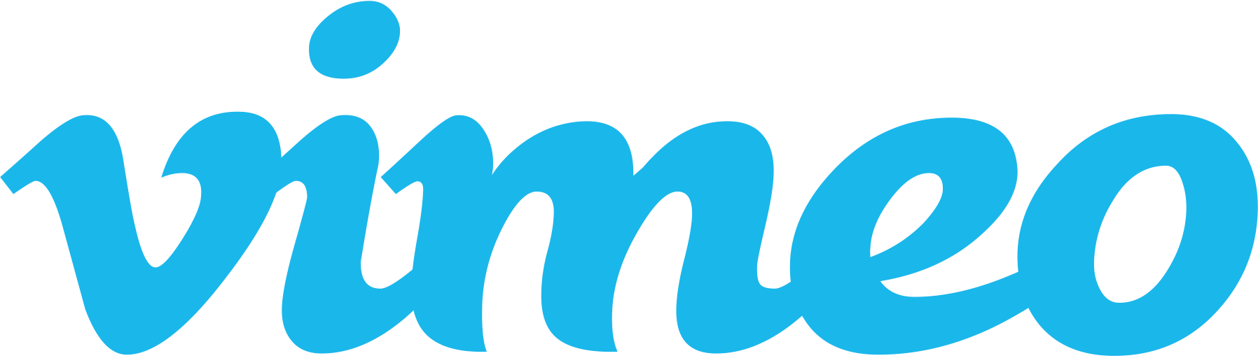 Vimeo Logo transparent PNG.