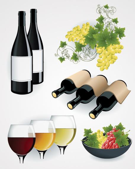 Clipart vin gratuit.