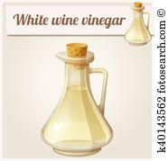 Vinaigrette Clipart and Illustration. 4 vinaigrette clip art.