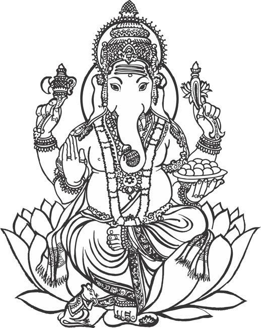 Vinayagar God Clipart 5 » Clipart Portal #490604.