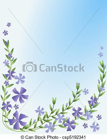 Vinca Illustrations and Stock Art. 75 Vinca illustration and.