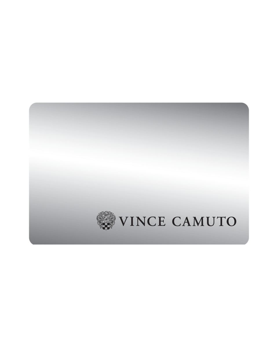 Vince Camuto Gift Card.