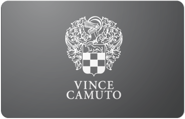 Buy Vince Camuto Gift Cards.