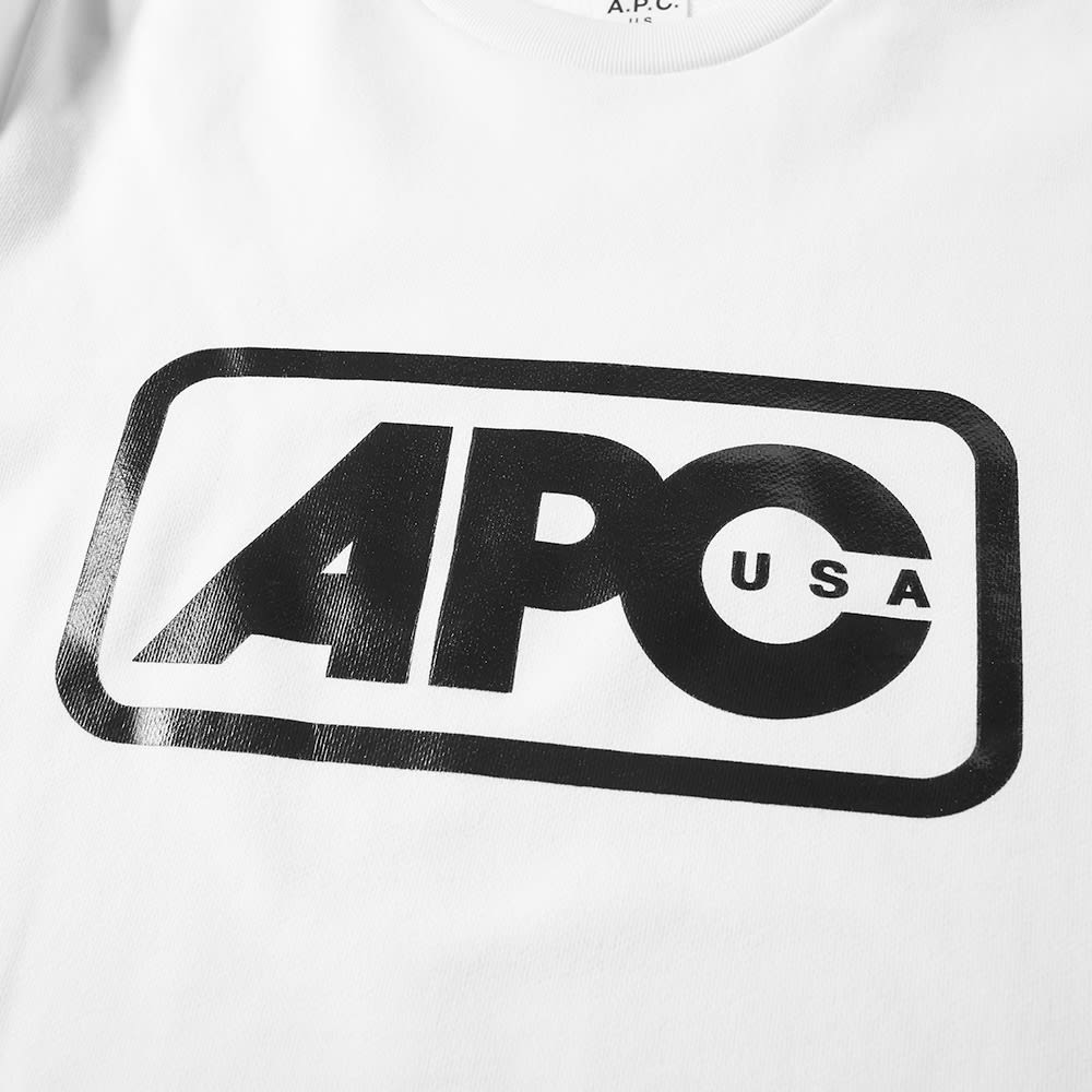 A.P.C. U.S. Vince Logo Sweat.