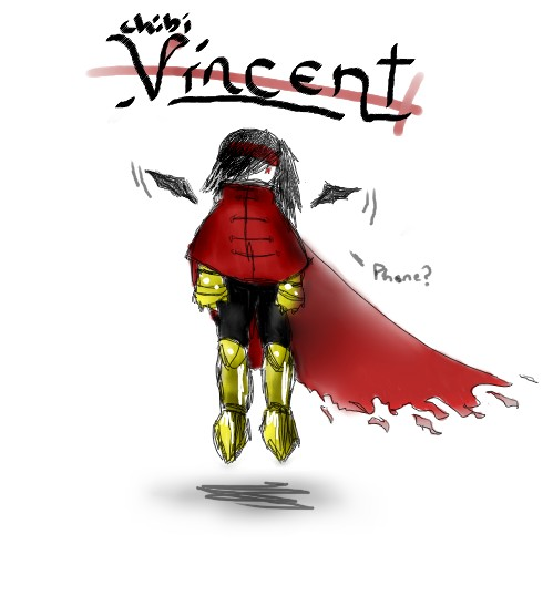 Vincent Name Clipart.