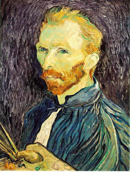 Vincent van gogh clipart.