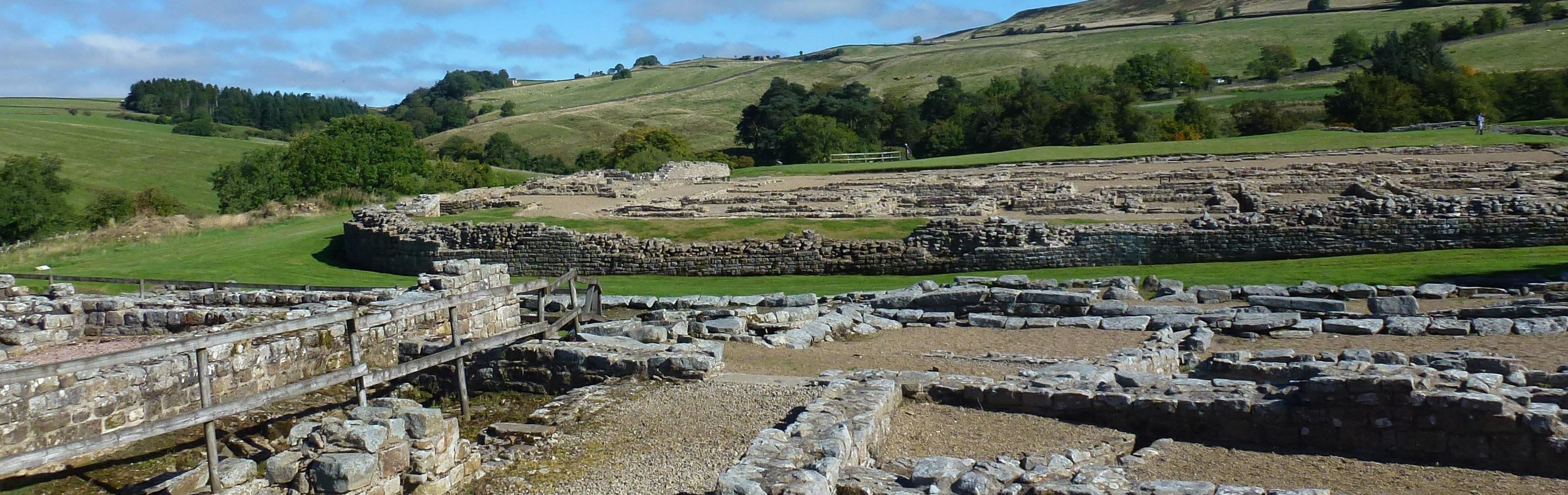 Vindolanda Roman Fort.