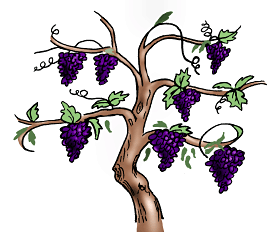 Vine and branches clipart 1 » Clipart Portal.