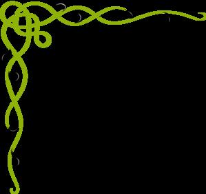 Vines Border Clip Art at Clker.com.