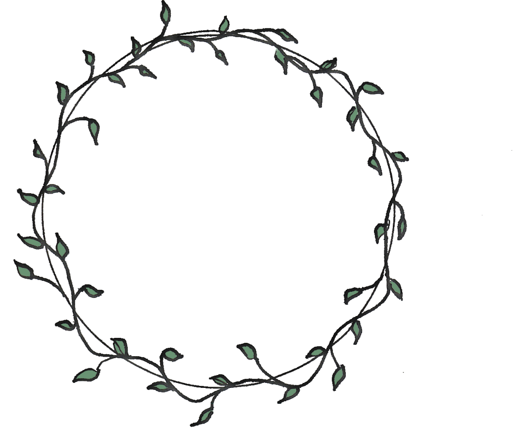 Vine circle clipart » Clipart Station.