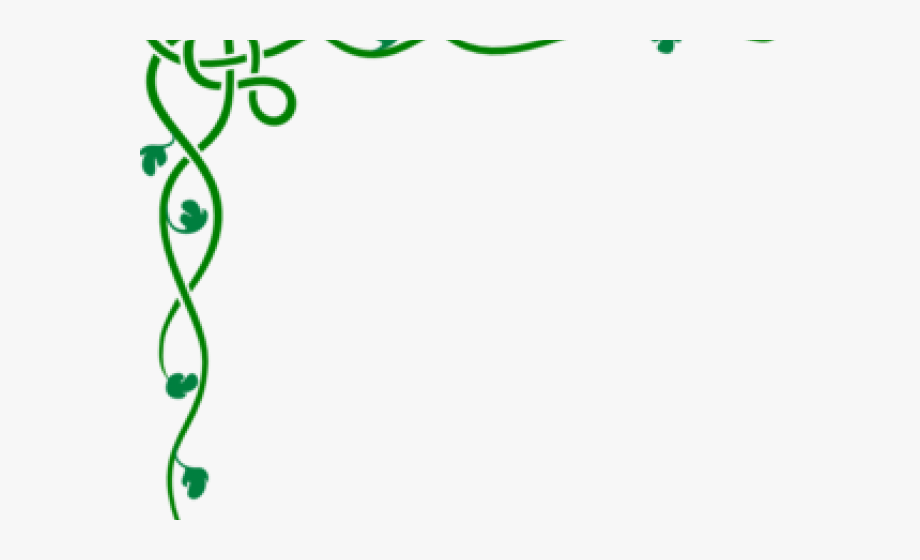 Vines Clipart Greenery.