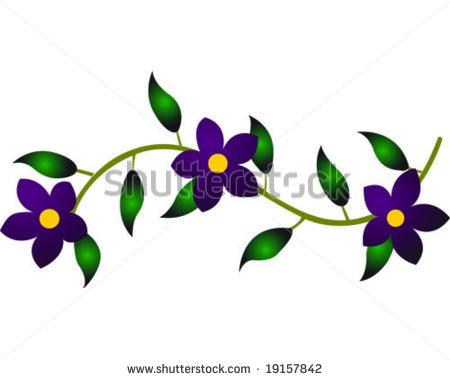 Showing post & media for Vine flower cartoon.
