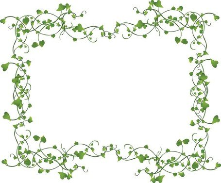 Free Vines Frames Clipart and Vector Graphics.
