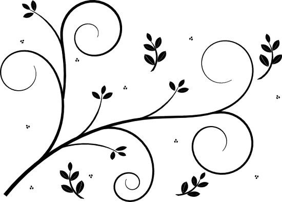 Scroll clip art free designs.