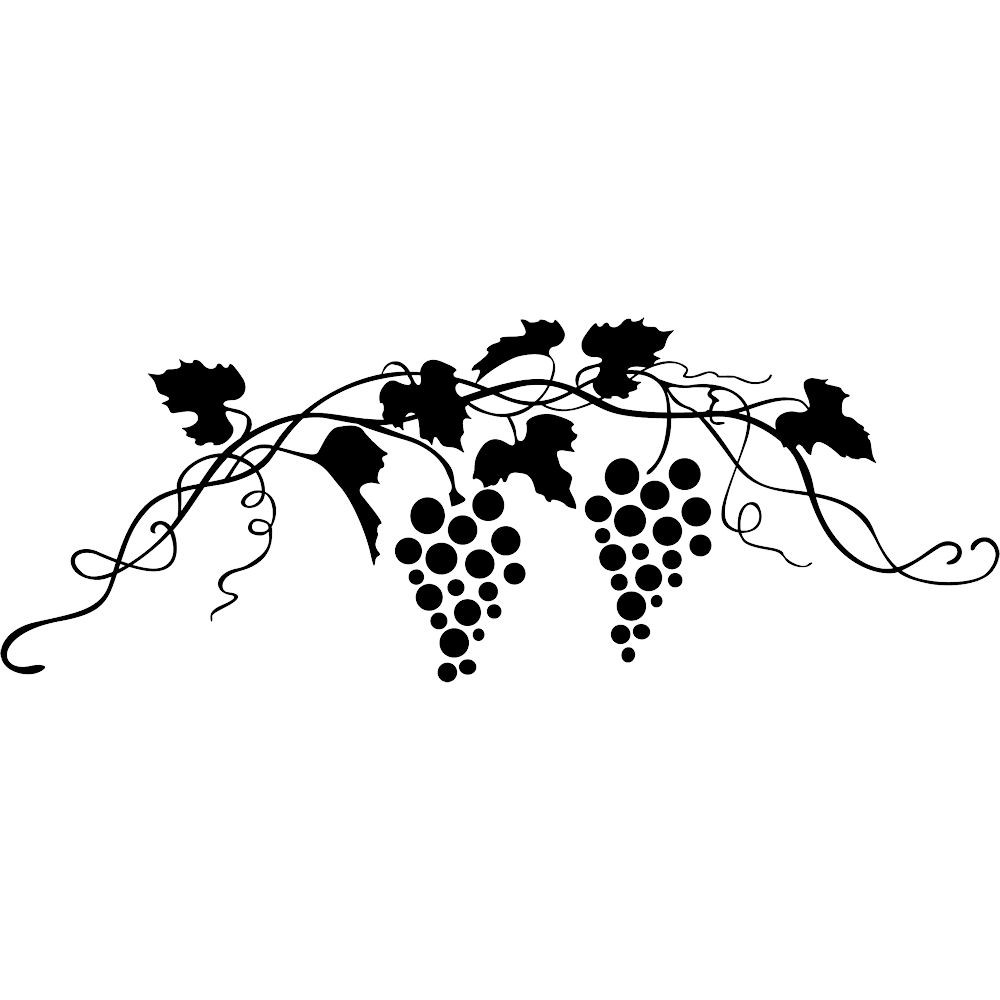 Grape Art · grape vines.