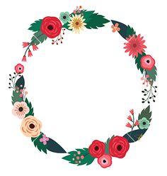 Vine Wreath Clipart Jpg.
