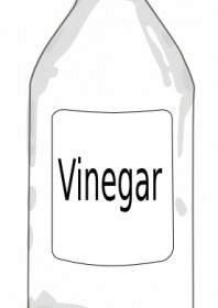 Vinegar clipart black and white 2 » Clipart Station.