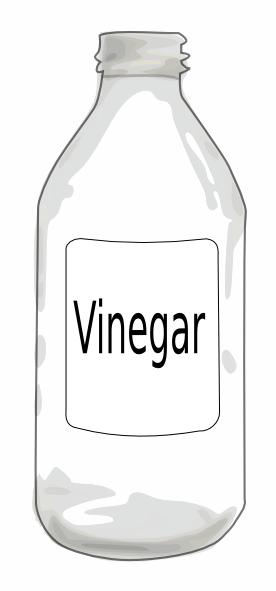Vinegar bottle clipart » Clipart Portal.