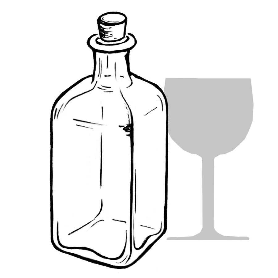 Wine Glass clipart.