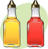 Vinegar Clipart.