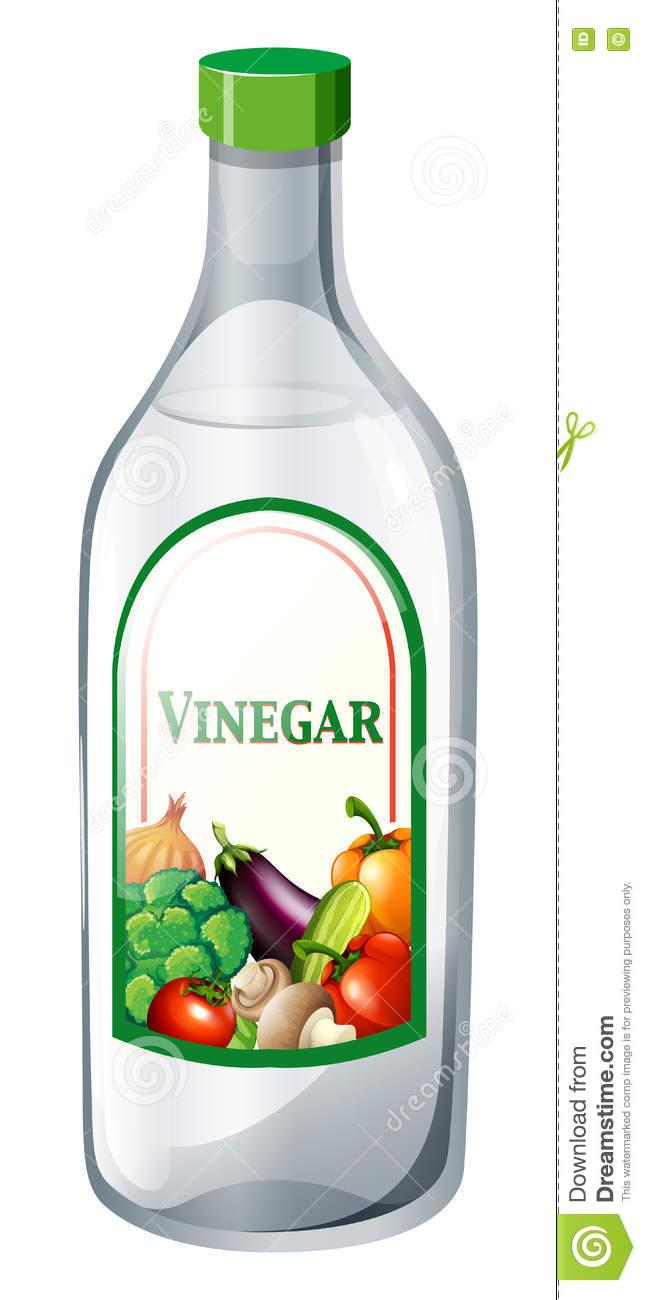 Clipart vinegar.