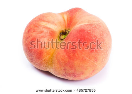 Vineyard Peach Stock Photos, Royalty.