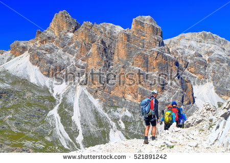 Trails In Italy Stock Photos, Royalty.